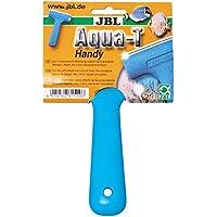 JBL limpiacristales con hoja de acero inoxidable, aqua de T