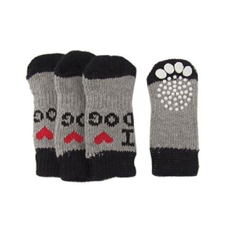 SODIALR-4-x-Chaussettes-de-chien-douces-chaudes-antiderapantes-en-acrylique