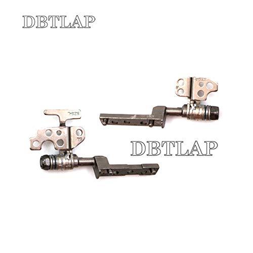 DBTLAP Neu Scharnier für Dell XPS 15 9550 9560 LCD Scharniere Set L + R 9550 Lcd