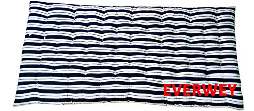 Everwey Enterprise Cotton Material (3 x 6 Ft) / (36 Inches X 72 Inches) Mattress/Cotton Gadda Image 5