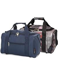 Set de Deux 35x20x20cm Dimensions Maximales Ryanair Bagage Cabine Léger Sac de Cabine