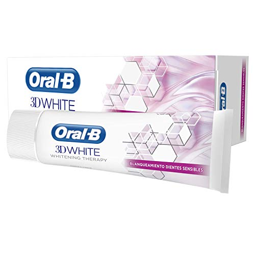 Oral-B Dentífrico 3D White Whitening Therapy