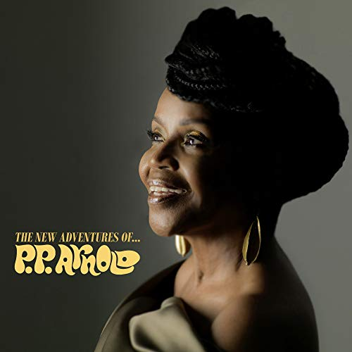 P.P. Arnold - The New Adventures of...P.P.Arnold