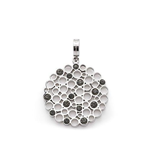 Leonardo Jewels Damen Anhänger Darlin\'s Verena Edelstahl Glas silber 016413