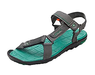 Sparx Men's Sandals & Floaters SS-436-GREY-GREEN-10