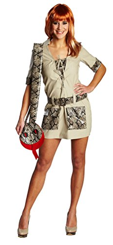 Kostüme Safari Motto (,Karneval Klamotten' Kostüm Sexy Safari Dame Dschungel Damenkostüm Größe)