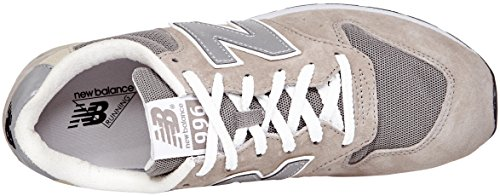 New Balance Revlite 996, Baskets Basses Homme Gris (Grey)