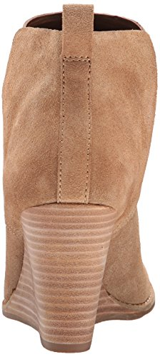 Lucky Brand Yoniana Cuir Bottine Sesame Oiled