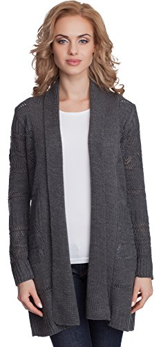 Merry Style Femme Cardigan Margareth Graphite
