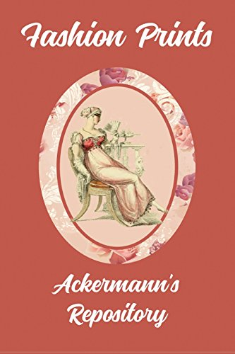 Regency Kostüm - Fashion Prints: Ackermann's Repository