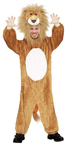 Kostüm Zum Thema Afrika - Löwe Tierkostüm für Erwachsene Gr.