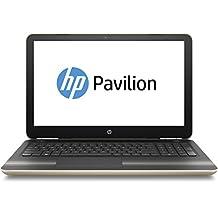 HP 15-au035nl Notebook, Processore Intel Core i5-6200U, Memoria 8 GB di SDRAM DDR4-2133, Scheda Grafica nVidia GeForce 940MX, Oro