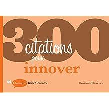 300 citations pour innover