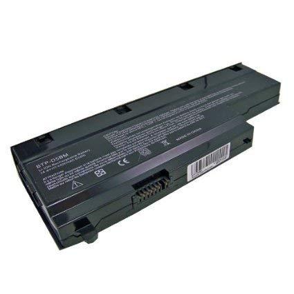 4400 mAh 8 celdas BTP-D5BM batería repuesto portátil