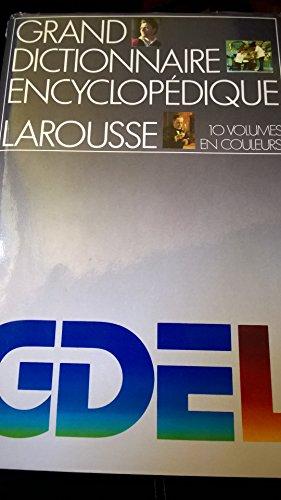 Grand dictionnaire encyclopédique Larousse / paladin a relacher