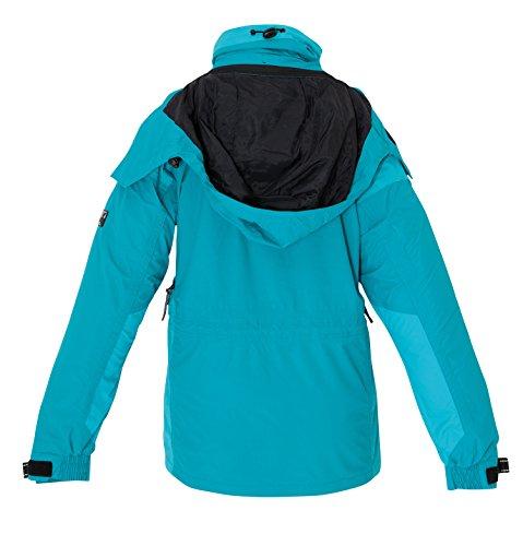 Deproc Active Damen Jacke Funktionsjacke Türkis