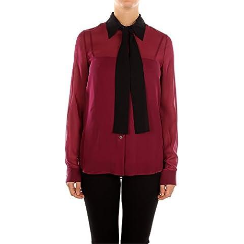 P4959MALVANERO Prada Camicie Donna Seta
