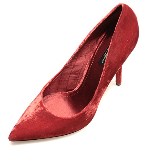 Dolce & Gabbana 79100 Decollete D&G Bellucci Velluto Scarpa Donna Shoes Women [40] -