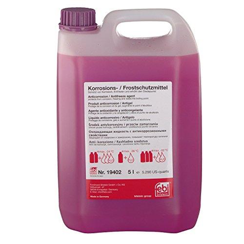 Preisvergleich Produktbild febi bilstein 19402 Frostschutzmittel G12+ für Kühler (lila) 5 Liter