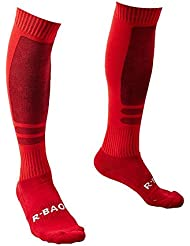 Adulte Chaussettes Tubes Longues Pour Football Soccer Sport Rugby