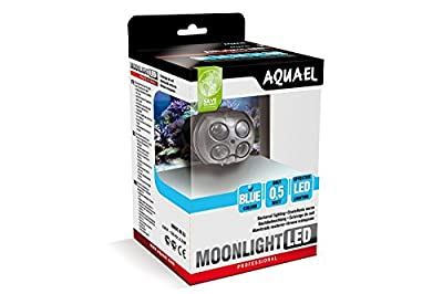 AquaEl 5905546134163 Lune Bleu LED
