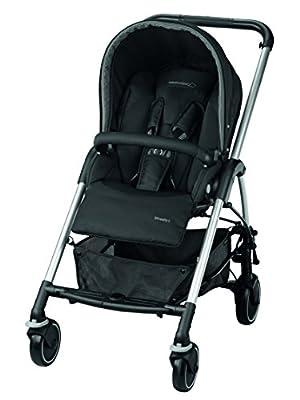 Bébé Confort Streety 3 - Cochecito, color negro