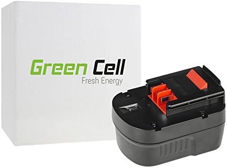 verde verde verde Cell® Utensili Elettrici Batteria per nero & Decker Firestorm FS1200D-2 ( Ni-MH celle 2 Ah 12V ) | Elegante e divertente  | Facile da usare  | Bella arte  499e64