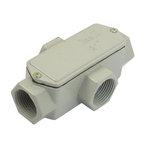 DealMux G1 '4-Hub-Anschluss Metallabdeckung Explosionsgeschützte Conduit Outlet Box - Conduit Outlet Box