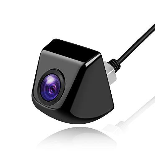 EASY EAGLE Telecamera Retromarcia, IP68 Impermeabile Retrocamera Auto con HD Visione Notturna