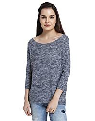ONLY Womens Pullover (15130105-Celestial Blue_X-Large)