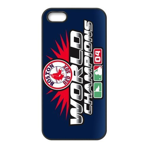 Custom Red Sox Back Cover Case for iphone 5,5S JN5S-1234