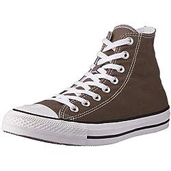 Converse Chuck Taylor All Star Speciality Hi, Zapatillas Altas de Tela Unisex Adulto, Gris (Charcoal), 38 EU