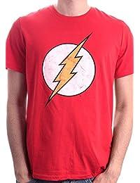 Unbekannt Herren T-Shirt Flash Logo