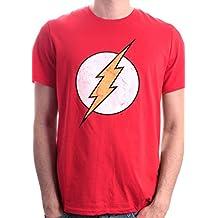 Flash Flash Logo - camiseta Hombre