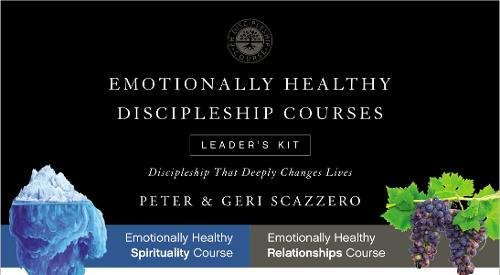 Emotionally Healthy Discipleship Courses Leader's Kit (Emotionally Healthy Spirituality)