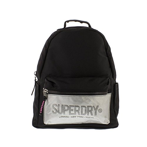Block Out Midi Backpack - Black