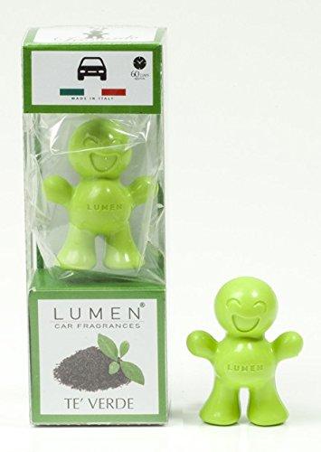 Leonardo Auto-Lufterfrischer mit Duft - Grüner Tee