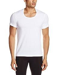 Jockey Mens Cotton Vest (8901326019153_8826-0110-WHITE White M)