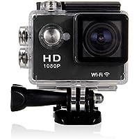 Storex CHDW5000 cámara para deporte de acción Full HD CMOS 8 MP Wifi 82 g - Cámara deportiva (Full HD, 1920 x 1080 Pixeles, 60 pps, 1280 x 720,1920 x 1080 Pixeles, H.264, 720p,1080p)