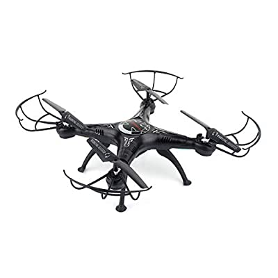 Wal front Mini RC Drone X5SW-1 4CH 6 Axis Gyro WIFI FPV Quadcopter 2,4GHz with HD Camera Headless Mode Real-time Video Toys Gift