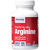 JARROW JA L-Arginine, 1000 mg, 100 tabletten preisvergleich bei billige-tabletten.eu