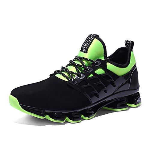 Chaussures de course à pied Chaussures de sport respirant à l'homme Chaussures athlétiques Outdoor Trail Casual Sports Exercise Chaussures