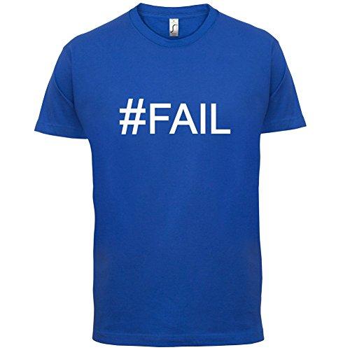 #Fail (Hashtag) - Herren T-Shirt - 13 Farben Royalblau