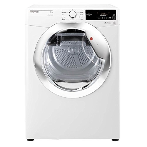 Hoover Dynamic DXC9TCE 9kg Condenser Tumble Dryer in White