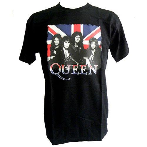 Queen -  T-shirt - Uomo nero XL