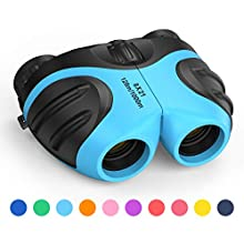 ATOPDREAM Outdoor Toys for Children Age 4-10,Binoculars for Kids Stocking Fillers Gifts Presents for 3-12 Year Old Girls Xmas Gifts Toys for 3-12 Year Old Boys Blue 1