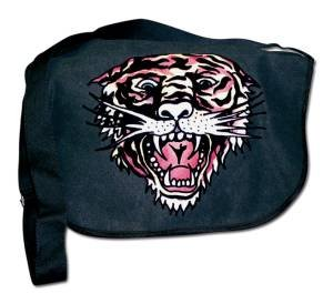 ED HARDY Courierbag Tiger Black, schwarz (Black Hardy Tiger Ed)