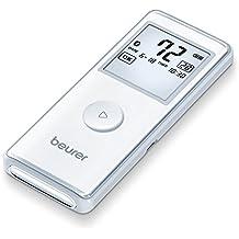 Beurer ME 90 mobiles EKG-Gerät mit Bluetooth, 30-sekündige Aufzeichnung des Herzrhythmus