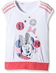 adidas Mädchen Minnie T-Shirt