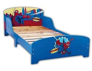 Fun House - 711838 - Ameublement et Décoration - Lit Spiderman - 140 x 70 cm